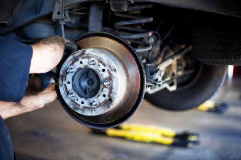 Auto Brakes Repair & Replace in Lagos