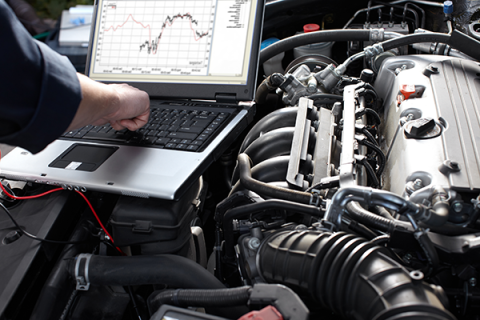 Auto Car Engine Diagnostics Service in Lagos
